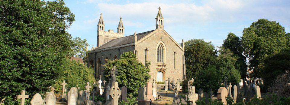 Parish Church, Christ Church Downend