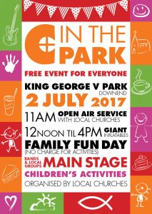 C in the park 2017