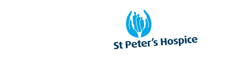St Peter's Hospice logo