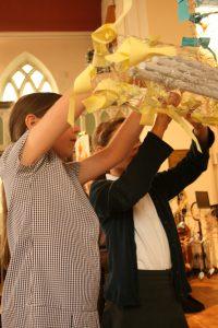Experience Church: The Church prays