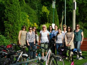 cycle ride 2013