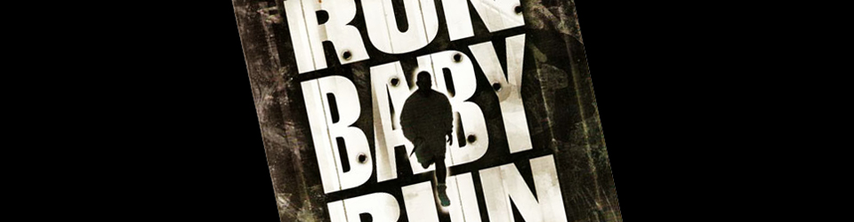 Run Baby Run book cover