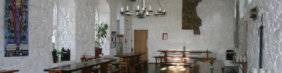 The Refectory at Iona
