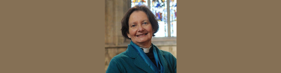 The Very Revd Vivienne Faull