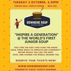 Junior Downend Soup