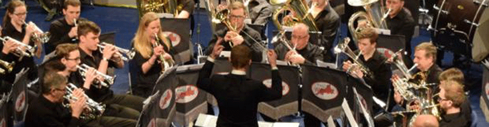 The Brunel Brass Band in concert