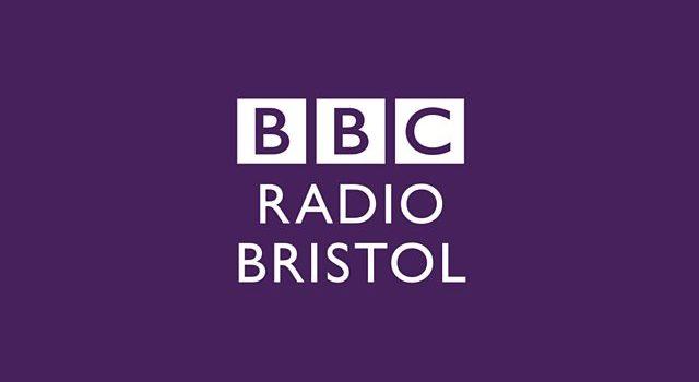 BBC Radio Bristol logo.