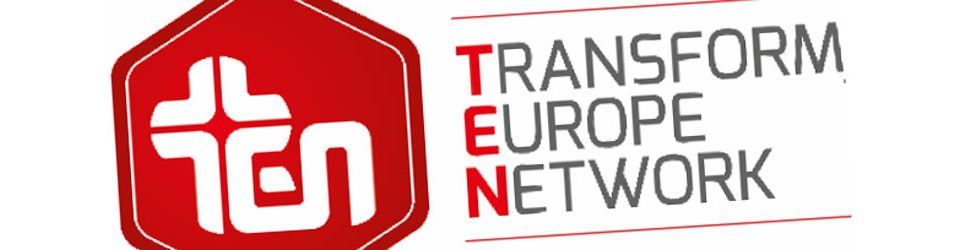 TEN (Transform Europe Network) logo